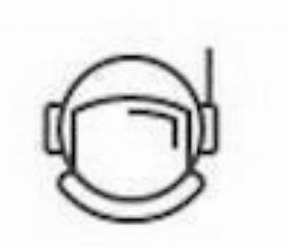 Helmet Emoji Garden Space Tools Emojis Tiny
