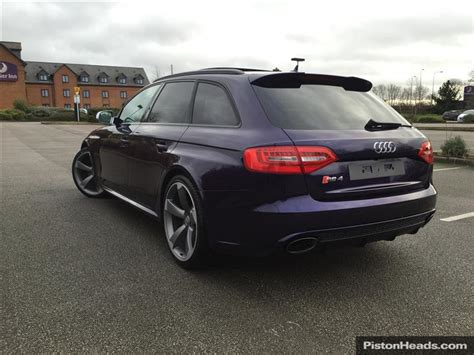 Used 2015 Audi Rs4 For Sale In Staffordshire Pistonheads
