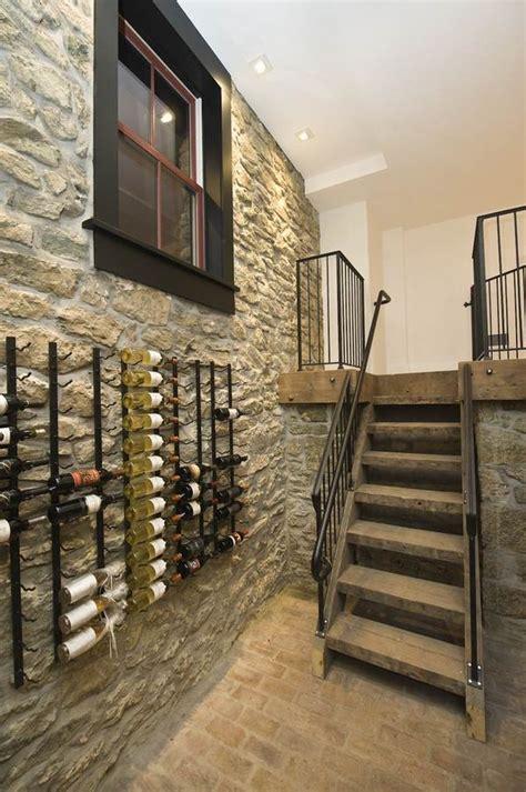 modern wine racks  impressive decorative element