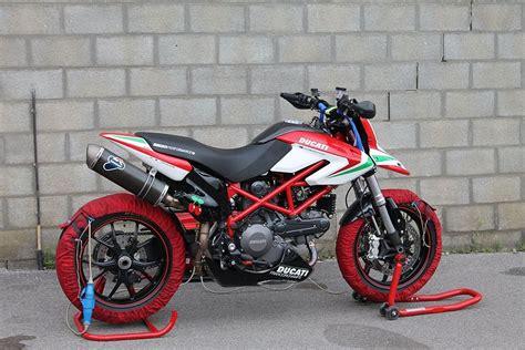 Ducati Hypermotard Image by Ducati Hypermotard Custom Motorbikes 37 Mobmasker