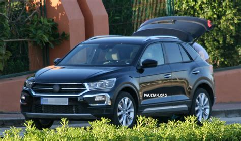 vw t roc angebote volkswagen t roc may debut 48 v mild hybrid system