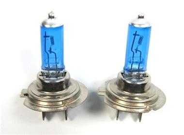 H7 Len In Xenon Optik by H7 55w 12v Gl 252 Hbirnen Set Xenon Optik White Ad Tuning