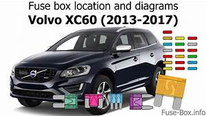 Fuse Box Location And Diagrams  Volvo Xc60  2013