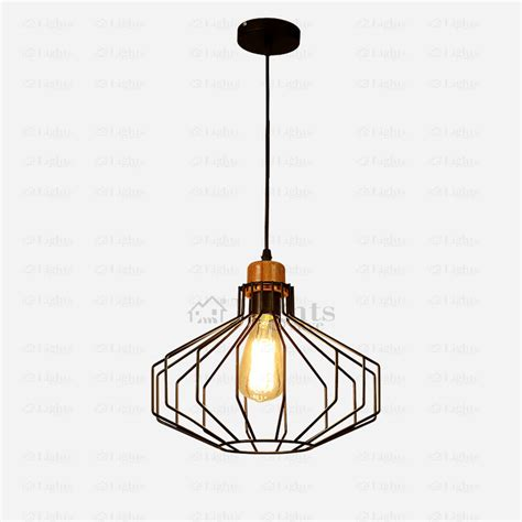 vintage industrial pendant lights uk for bar counter