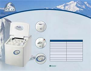 Greenway Home Products Ice Maker Pim9w User Guide