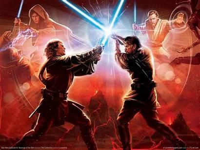 Anakin Skywalker Wallpapers Obi Wan Wars Star
