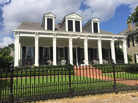 Garden District  New Orleans Architecture Tours