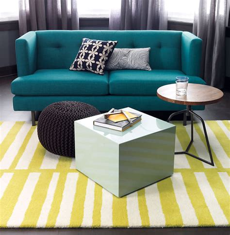 colorful furniture finds  brighten  home
