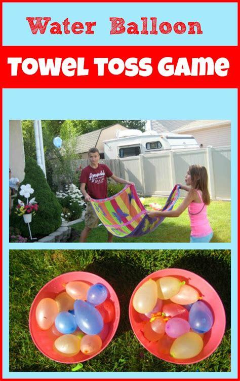 water games activities  kids