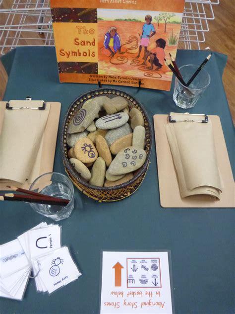 exploring indigenous symbols  pied piper preschool