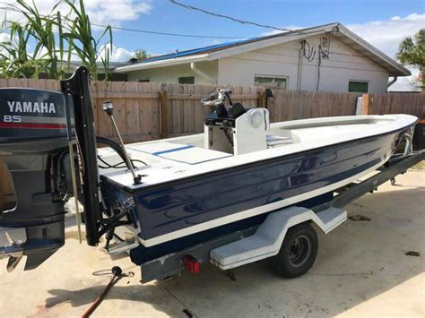 Used Flats Boats Ta by Yamaha Power Wheel For Sale