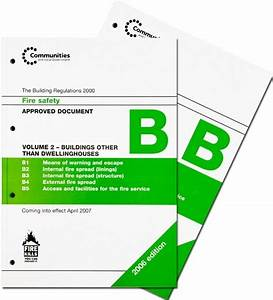 approved document b With approved documents building control