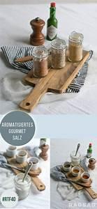 Küche Selber Machen : diy weihnachtsgeschenk aromatisiertes salzrezept selber machen geschenk geschenke aus der ~ Bigdaddyawards.com Haus und Dekorationen