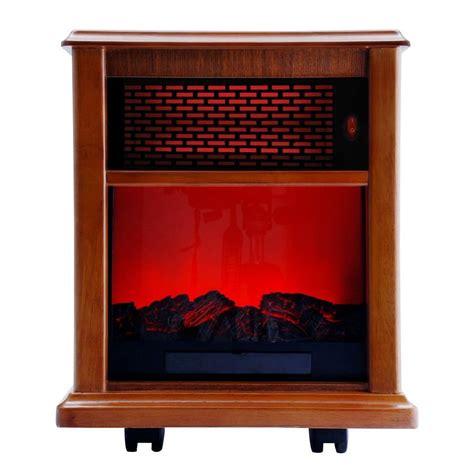 home depot fireplace heater american comfort fireplace 1500 watt infrared electric