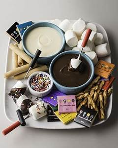 Fun gift!!!! Chocolate Dipping Station by Dylan's Candy ...