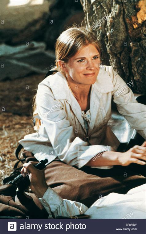 candice bergen western candice bergen the hunting party 1971 stock photo