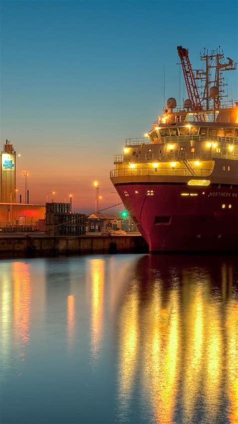ships shipyard wallpaper