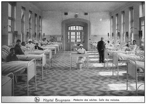chambre hopital psychiatrique la baignoire le lit et la porte la vie sociale des
