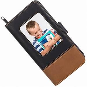 portefeuille simili cuir femme avec photo With tapis de souris personnalisé avec canape cuir art deco