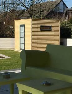 Dachüberstand Nachträglich Bauen : gartenhaus cubo ohne dach berstand mit wandverkleidung ~ Lizthompson.info Haus und Dekorationen