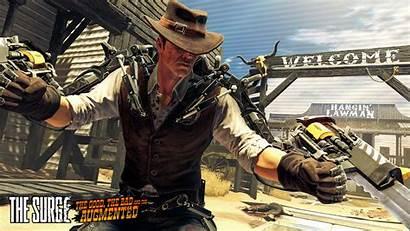 Surge Wild West Dlc Gunslinger Reaper Screenshots