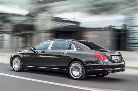 maybach mercedes coupe 2016 mercedes maybach s600 priced from 190 275