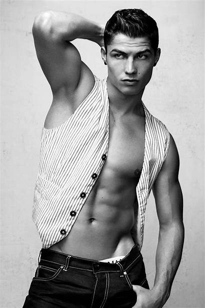 Ronaldo Cristiano Height Tall Weight Portugal Handsome