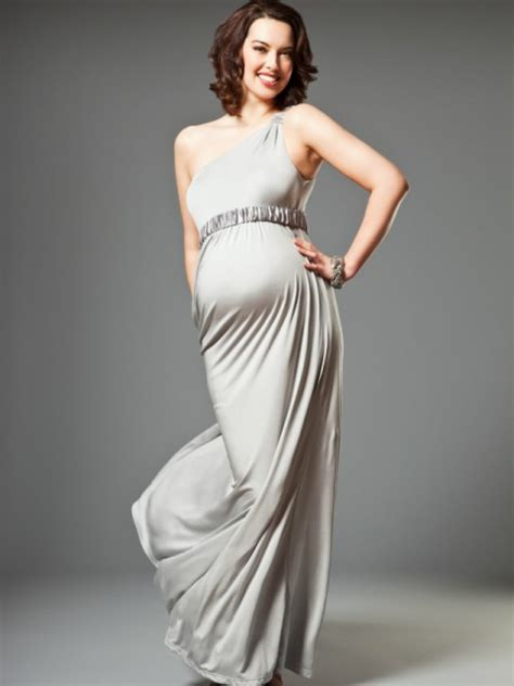 maternity wedding dresses picture collection dressed  girl