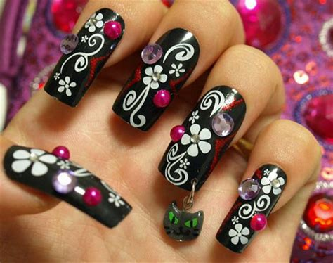 different nail designs different types of creative nail designs