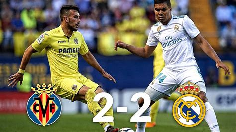 Villarreal–Real Madrid / Atqpbxrogjpoim - Zidane's side ...