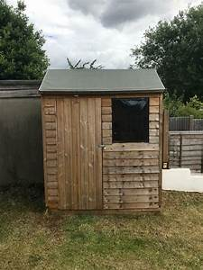 Small, Shed