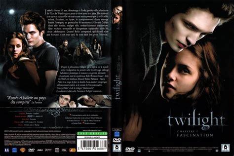 Twilight Resume 2 by R 233 Sum 233 Des Jaquette Des Dvds Twilight