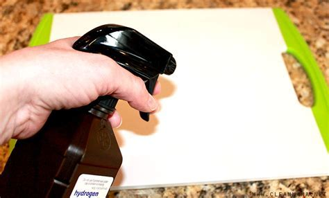Quick Tip : Disinfect with Hydrogen Peroxide   Clean Mama