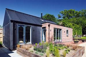 Contemporary cottage annexe - Real Homes