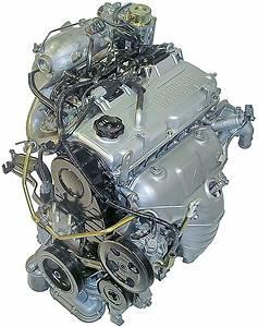 2002-2007 Mitsubishi Lancer Engine