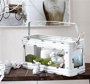 Shabby Chic Accessoires : metallkasten von impressionen bild 6 living at home ~ Markanthonyermac.com Haus und Dekorationen