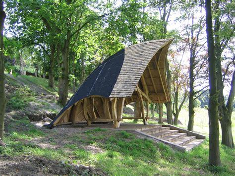 gazebo for cing adirondack cing shelter oak gazebo bespoke garden