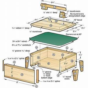 PDF Keepsake Box Plans Woodworking Plans Free