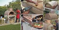 how to build an outdoor pizza oven How to Build Your Own Pizza Oven | Home Design, Garden & Architecture Blog Magazine