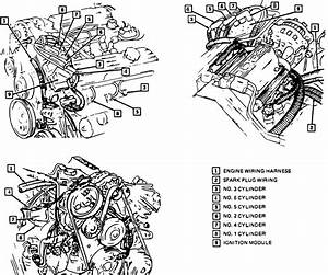 I Am Looking For The Spark Plug Wiring Diagram For A 1989