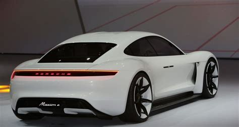 porsche electric porsche 39 s electric car could be tesla 39 s biggest
