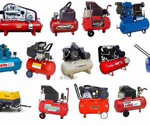 The Four Basic Types Of Air Compressor
