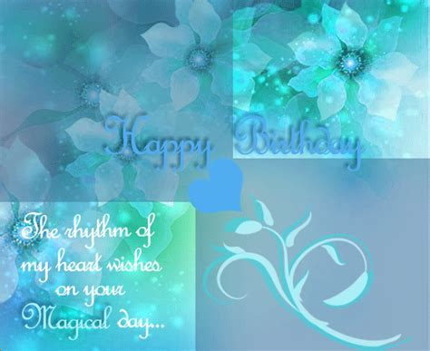 A Magical Birthday Wish For You Free Happy Birthday