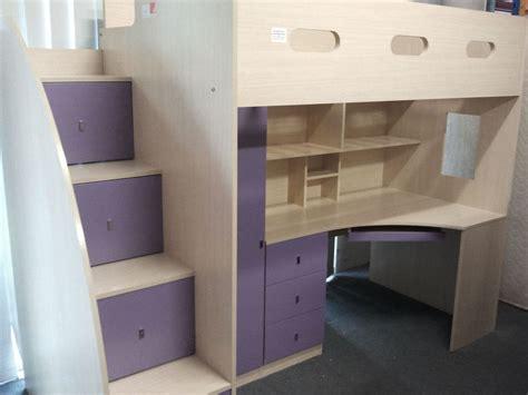 white bedside children bunk beds loft beds bunk beds with desk