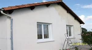 ravalement de facade peinture poitou charentes With peinture de facade maison