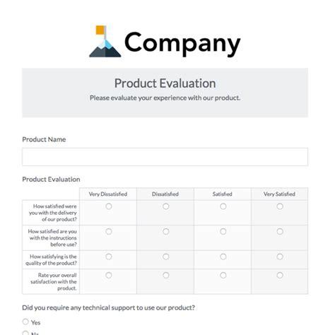 survey template form  survey research