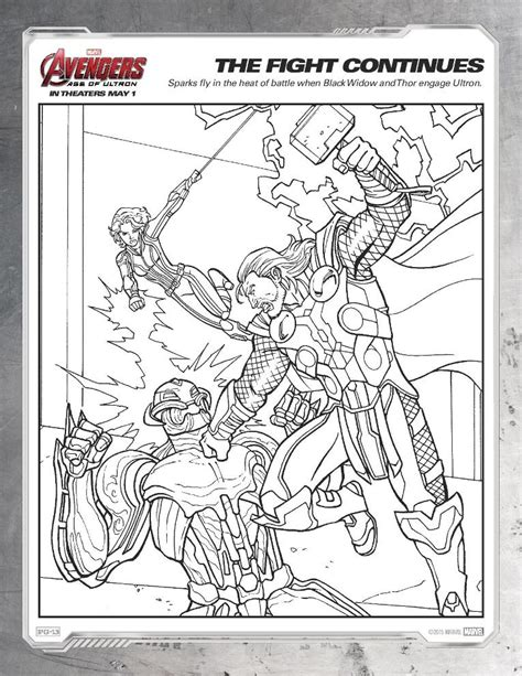 avengers age of ultron coloring pages avengers age of ultron coloring sheets get yours now