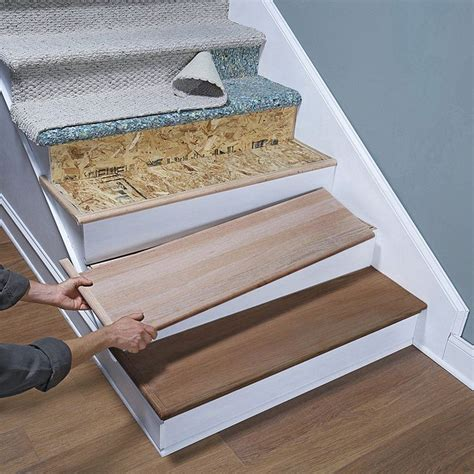 bullnose carpet stair treads home depot 25 best stair treads ideas on wood stair
