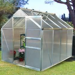 Faire Sa Serre En Polycarbonate : comment bien choisir sa serre de jardin ~ Premium-room.com Idées de Décoration