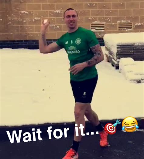 Tierney posted on social media after celtic clinched the scottish cup. Watch as Celtic stars Scott Brown and Kieran Tierney chuck ...